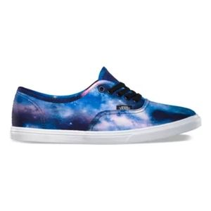 VANS Cosmic Galaxy Lo Pro Sneakers 8.5M 10W